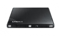 Lite-On EBAU108 - 8 x DVD-Brenner USB - Schwarz