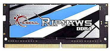 8 GB SO-DIMM DDR4 - 2400MHz - (F4-2400C16S-8GRS) G.Skill Ripjaws CL16