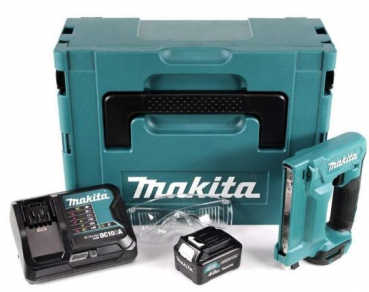 makita st113dsmj akku tacker 10 8v hardware und software einfach preiswert. Black Bedroom Furniture Sets. Home Design Ideas