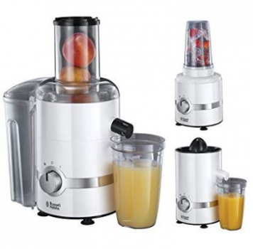 Russell Hobbs 22700-56 - 3 in 1 Ultimativer Entsafter